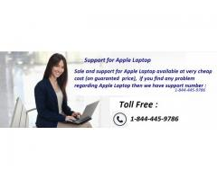 For Technical Support Services of Apple MacBook 1-844-445-9786
