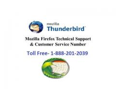 Get help for setting Mozilla Thunderbird Technical Support