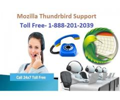 Get technical help for Mozilla Thunderbird