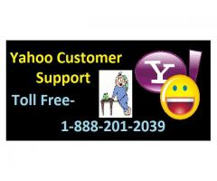 Yahoo Technical Support Number USA– 1-888-201-2039