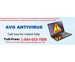 AVG Helpline 1-844-653-7888 AVG Support Number