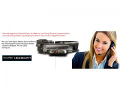 Printer Support Number for Epson 1-844-653-8777 US Help