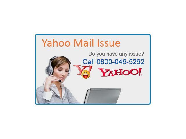 Yahoo Account Customer Service  0800-046-5262 UK Free Phone