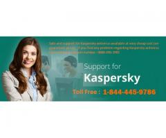 Call Support Number for Kaspersky 1-844-445-9786 Issues