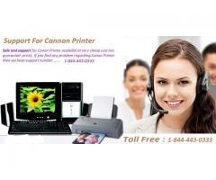 Support for Canon Printer - 1-844-443-0333 Number for US