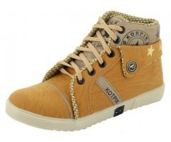ESSENCE Boys' High Top Shoes
