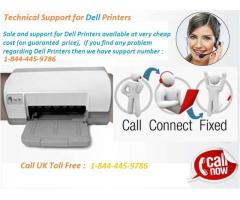 Best Technical Support for Dell Printers 1-844-445-9786