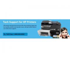 Technical Support for HP Printer 1-844-443-0333 in US