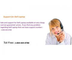 Customer Technical Support for Dell Laptops 1-844-445-9786