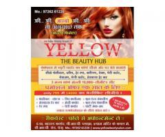 Beauty parlour in vesu - Surat Yellow Beauty Hub