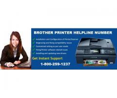 Brother Printer Helpline Number For Instant Printer Support
