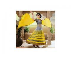 Order Anarkali Suit and Dresses Online