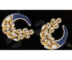 Party Wear 18k Gold jewellery