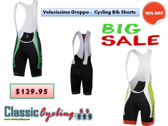 Flat 10% Off | Explore More Cycling Bib Shorts