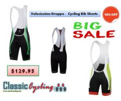 Flat 10% Off | Explore More Cycling Bib Shorts