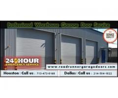 Professional Warehouse Door Repair Service | Dallas, TX