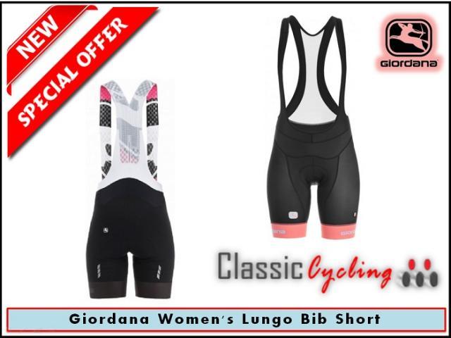 Huge Saving | Giordana Women's Lungo Bib Short