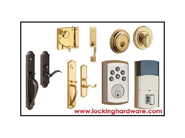 Baldwin Hardware Products | Baldwin Door Handlesets