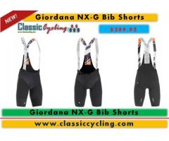The Next Generation in Giordana Cycling Apparel | NX-G Cycling Bib Short