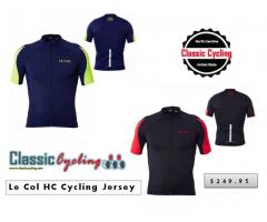 Flat 10% OFF | Exclusive Le Col Hc Cycling Jersey For Men