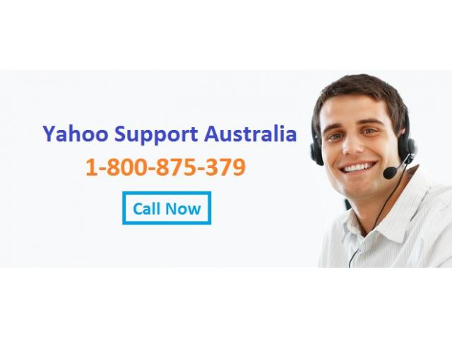 Australia Yahoo Support Helpline Number 1-800-875-379