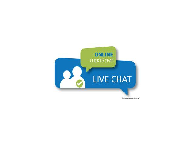 Live Chat Support Services By Live Chat Experts +1-844-341-3111