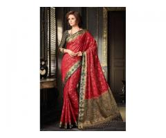 Buy designer sarees online with latest designs at low price