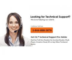 Adobe Support Number Canada @18448883870