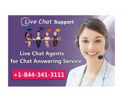 Live Chat Support Number USA +1-844-341-3111