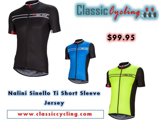 Flat 10% OFF | Nalini Sinello Short Sleeve Jersey
