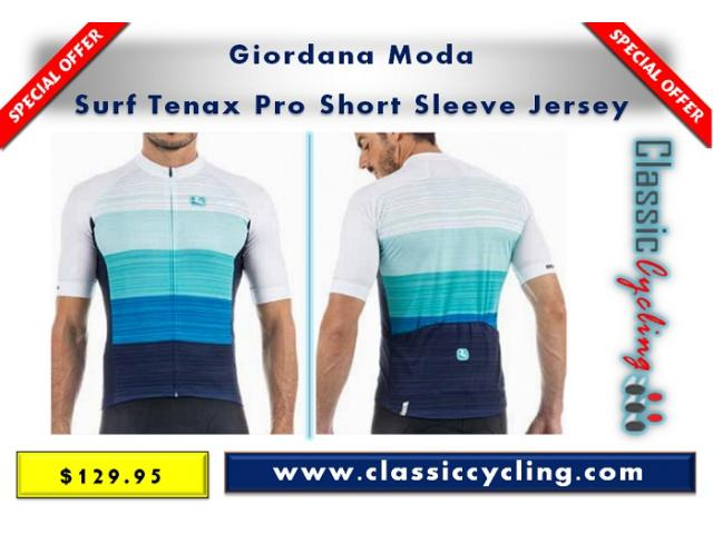 Giordana Pro Cycling Apparel |  Men's Short Sleeve Cycling Jersey