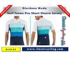 Giordana Pro Cycling Apparel |  Men's Short Sleeve Cycling Jersey