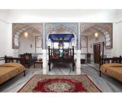 Add majestic touch to your vacations with Mandawa hotels