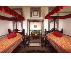 Relive the charm of Rajasthan in the best heritage hotel – Mandawa Haveli