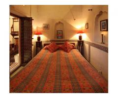 Mandawa Haveli – the best cuisine and luxurious rooms await you here