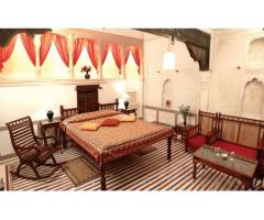 Relish the Historical Charm of Rajasthan at the best hotel in Mandawa