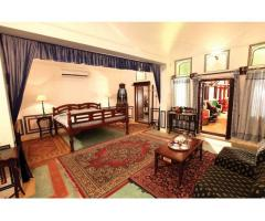 Refresh the majestic charm of Rajasthani heritage at Hotel Mandawa