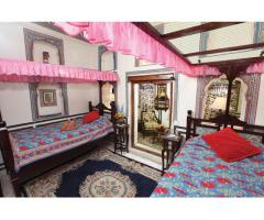 Get a slice of cultural heritage of Rajasthan at Mandawa hotels