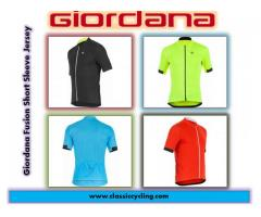 Giordana Fusion Short Sleeve Jersey | Cycling Apparel USA