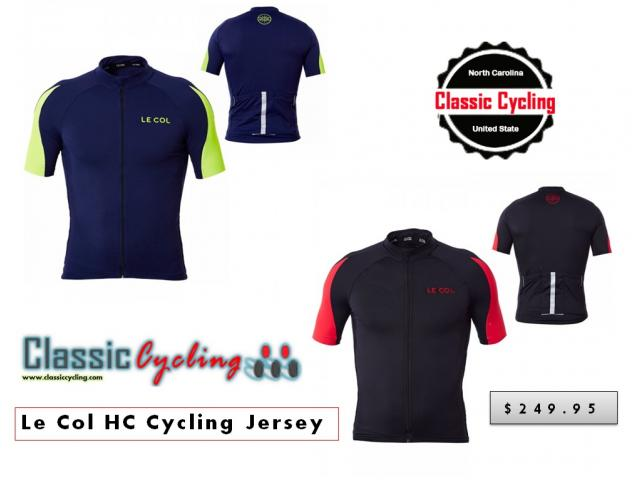 Le Col Jerseys | #1 Online Discounted Cycling Clothing Store