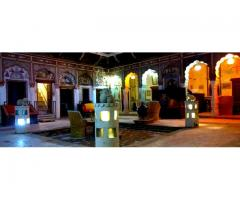 Mandawa Haveli Heritage Hotel At Affordable Prices – Book now!