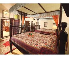 Enjoy delectable cuisines and comfortable stay at Mandawa Hotels