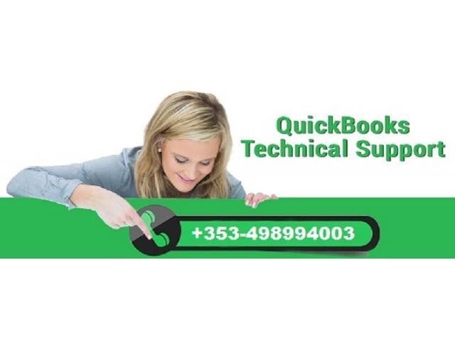 Quickbooks Customer Care Number Ireland+ 353-498994003