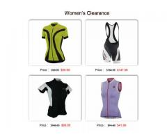 Women's Cycling Summer Jersey Clearance Sale 50% to 80% OFF