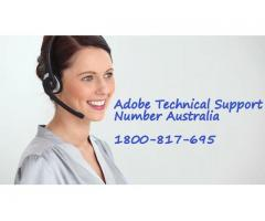 Adobe Support Number Australia 1800-817-695