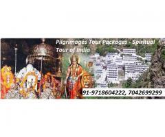 Pilgrimages Tourist Packages - Spiritual Tour of India