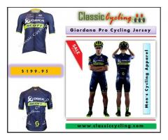 Giordana Orica-Scott Fr-C Pro Jersey | Authentic Orica-Scott Cycling Clothing