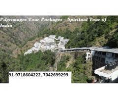 Pilgrimages Tour Packages - Spiritual Tour of India