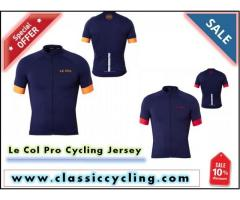 Super Saving Offers at Classic Cycling || Le Col Pro Cycling Jersey