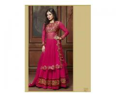 Wear Anarkali In This Diwali